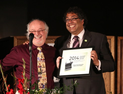 Better Nenshi and Doug